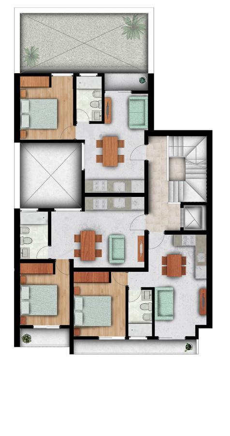 Foto Edificio en Candioti CANDIOTI SUR - Belgrano 3212 número 9