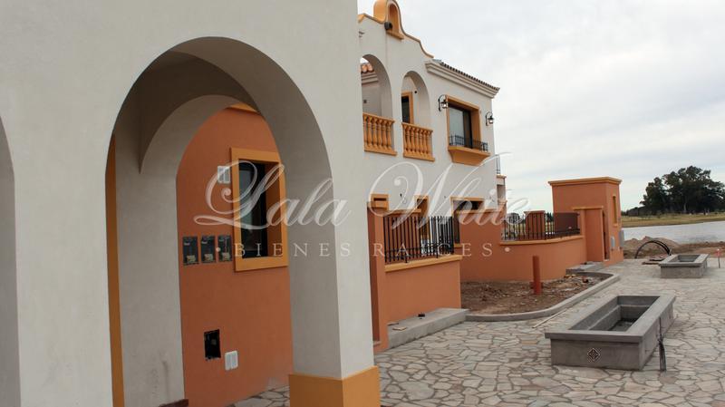 Foto Departamento en Venta en  Canning,  Ezeiza  Pueblo Mediterraneo - Unidad 5 amb