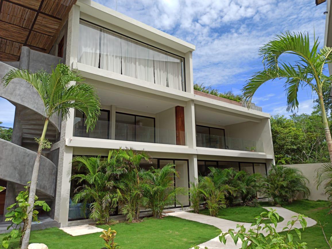 Foto Condominio en Ejido Tulum nuevo condominio de lujo con entrega inmediata número 14