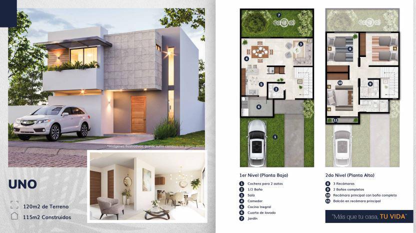 Foto Condominio Industrial en Trojes de Alonso Preventa de casas en Residencial Vivanta  número 11