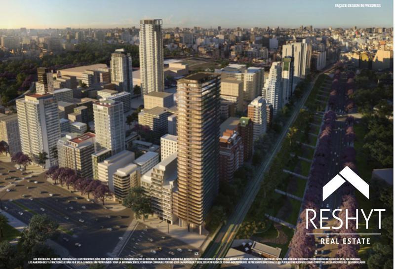 Foto Edificio en Palermo AV. DEL LIBERTADOR 3800 número 11