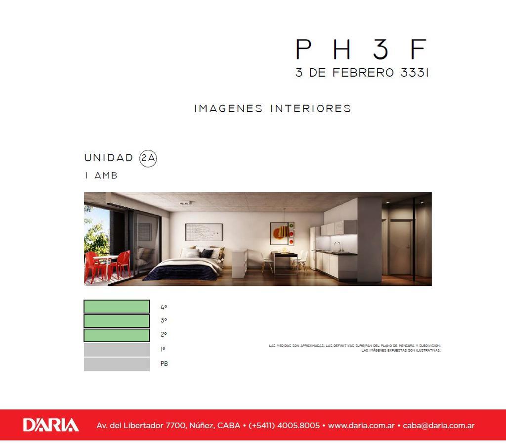 Foto Edificio en Nuñez 3 de Febrero 3300 número 6