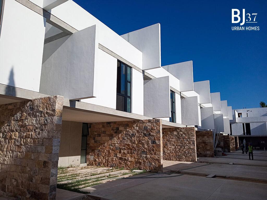 """Foto Condominio en Benito Juárez Nte Un desarrollo residencial que cuenta diez casas estilo """"Urban Homes"""" que combinan el diseño, acabados de primera, privacidad y seguridad, logrando un balance perfecto entre lujo y armonía. número 12"""