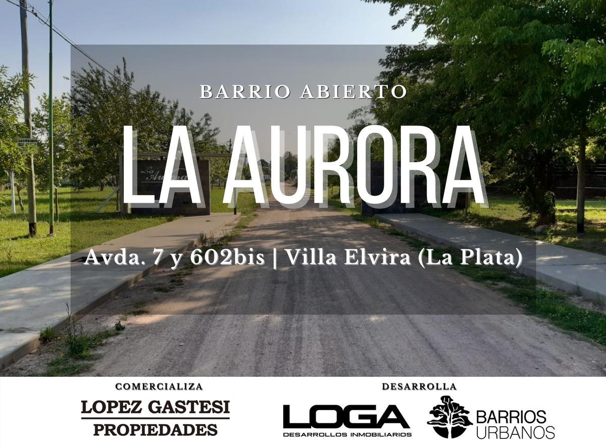 Foto  en Villa Montoro LA AURORA   Avda.7y602 bis (V.Elvira)