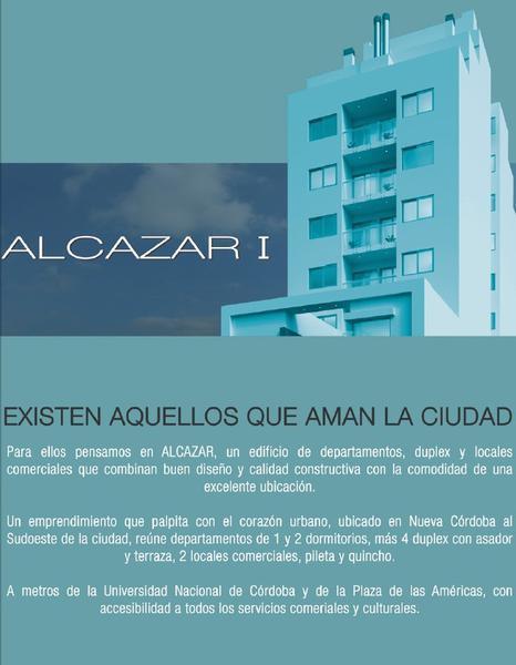 Foto Departamento en Venta en  Nueva Cordoba,  Capital  Alcazar I