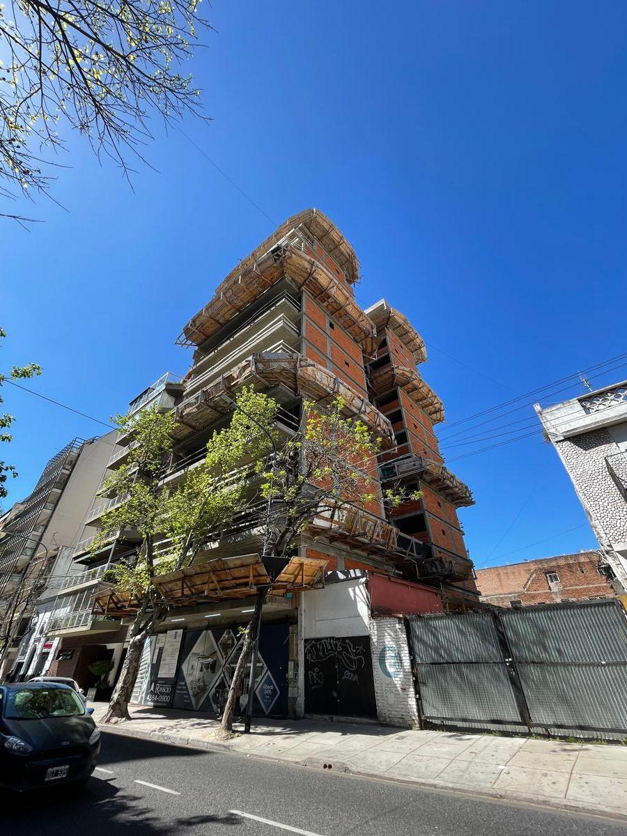 Foto Edificio en Flores Av. Juan Bautista Alberdi 2476 número 4