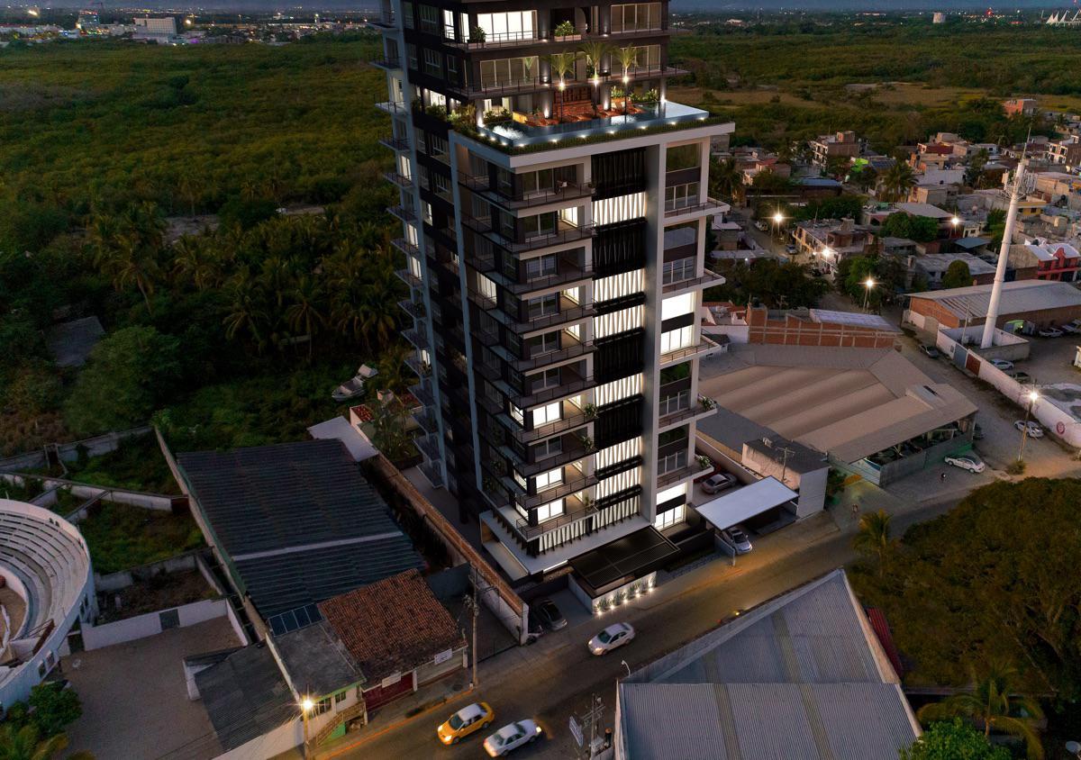 Foto Condominio en Puerto Vallarta 29 FRACCIONAMIENTO DUVA número 2