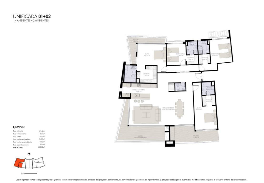 Foto Edificio en Yoo Nordelta YOO3 by ACQUA Excelencia en diseño y confort número 16