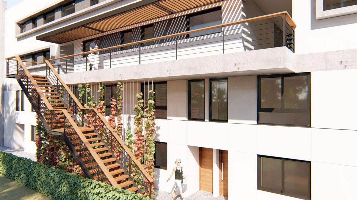 Foto Edificio en Centro Melgacho 1190 número 2