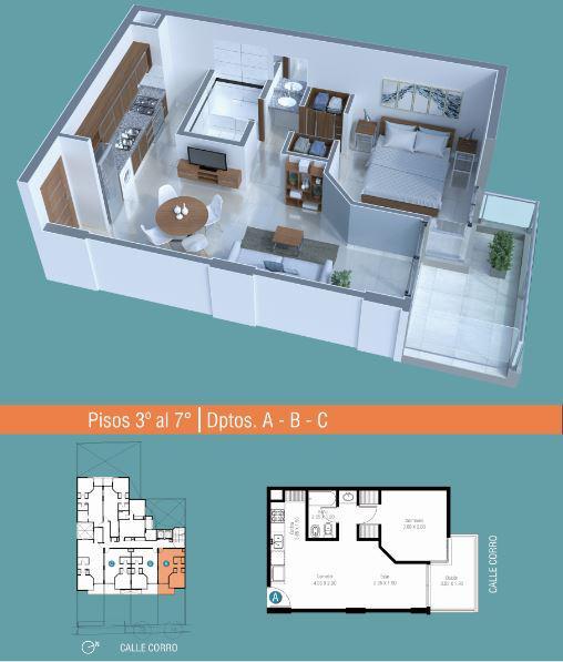 Foto Condominio en Centro Alcazar II - Centro  número 10
