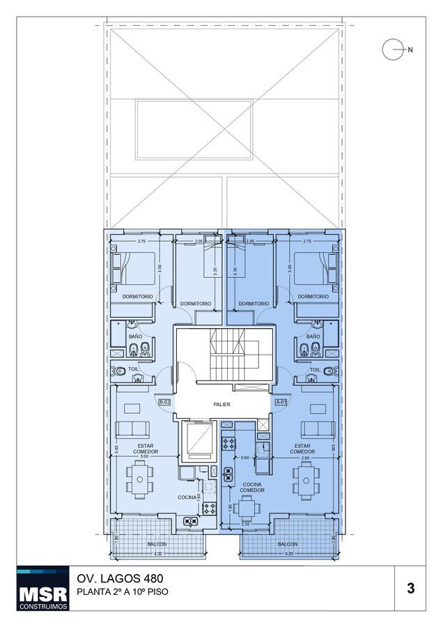 Foto Edificio en Pichincha Ovidio Lagos 480 número 9