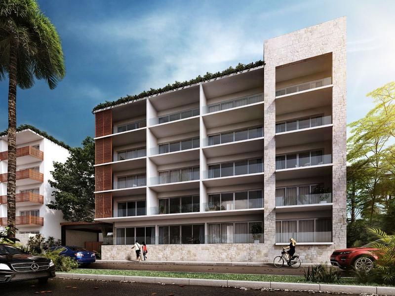 Foto Edificio en Playa del Carmen Centro Calle 34 entre avda 20 y 10. número 24
