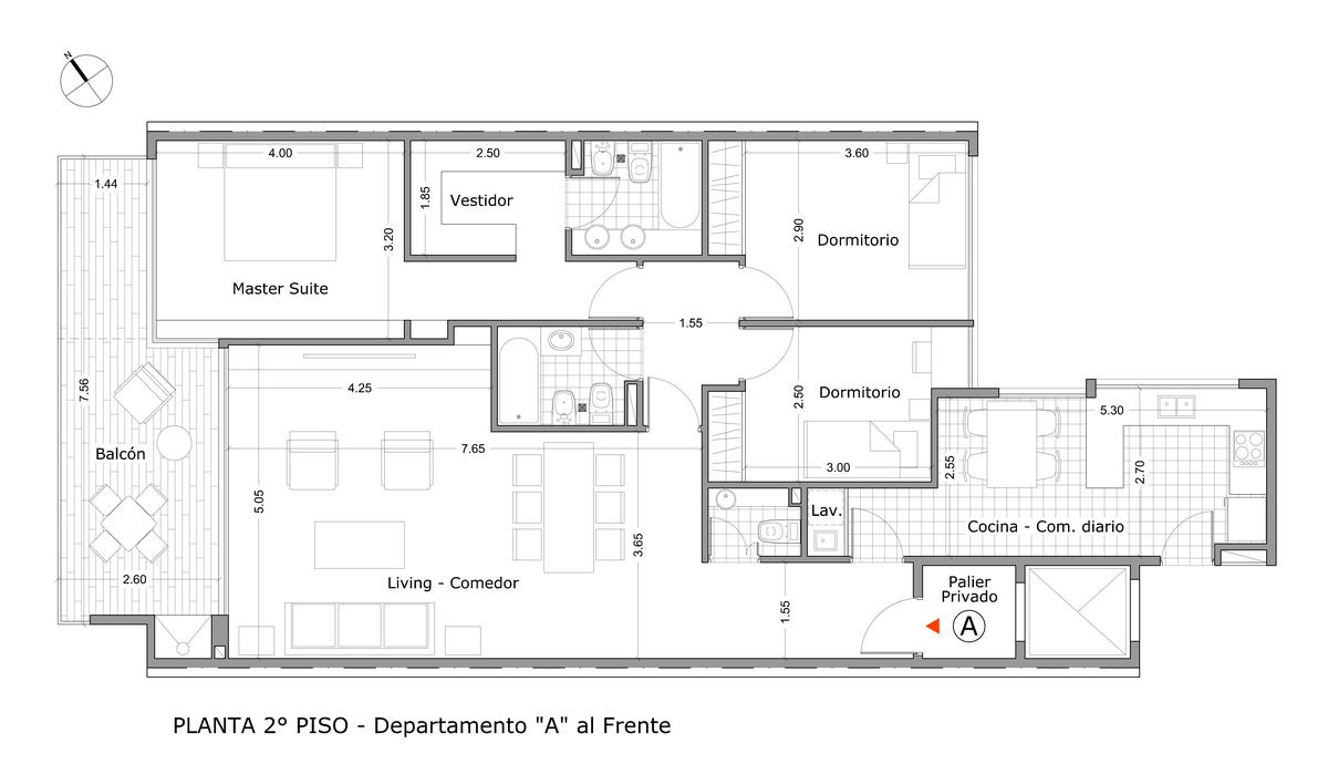 Foto Edificio en Belgrano R Zarraga 3454 número 11