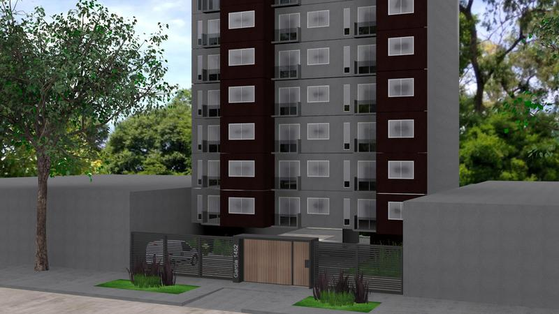 Foto Edificio en Moron Garcia Silva 1400 numero 2