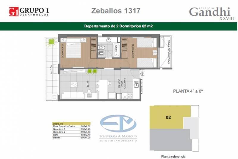 Foto  en Centro Zeballos 1317