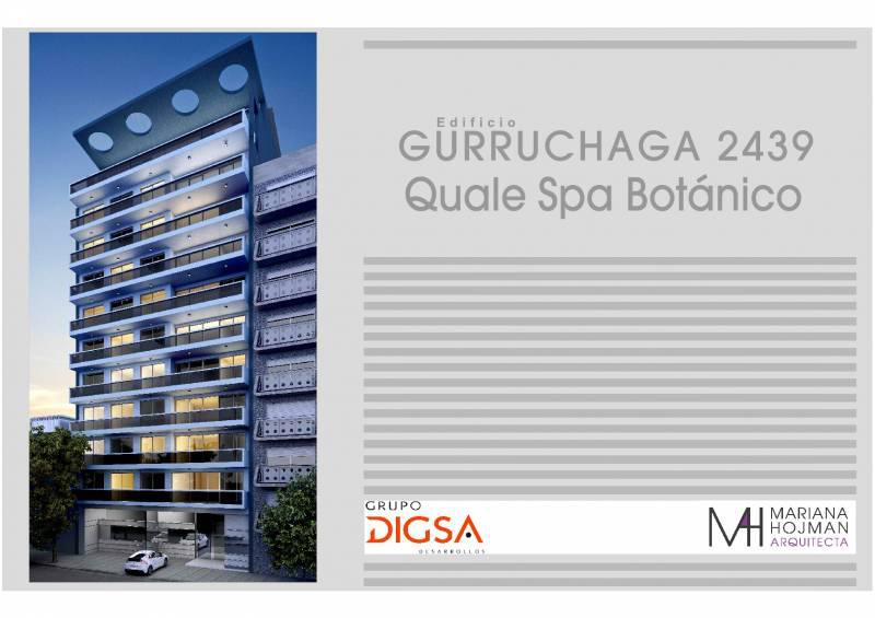 Foto Edificio en Botanico Gurruchaga  2439 número 1