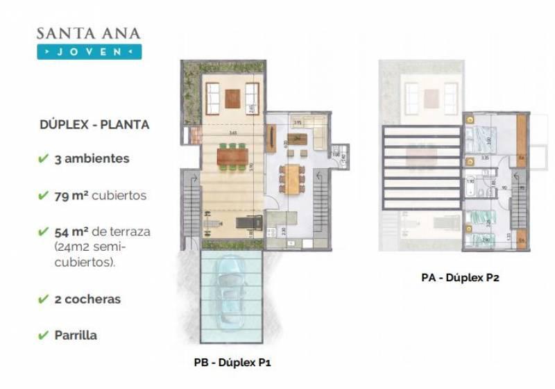 Foto Condominio Industrial en Santa Ana Av. Italia  100 número 22