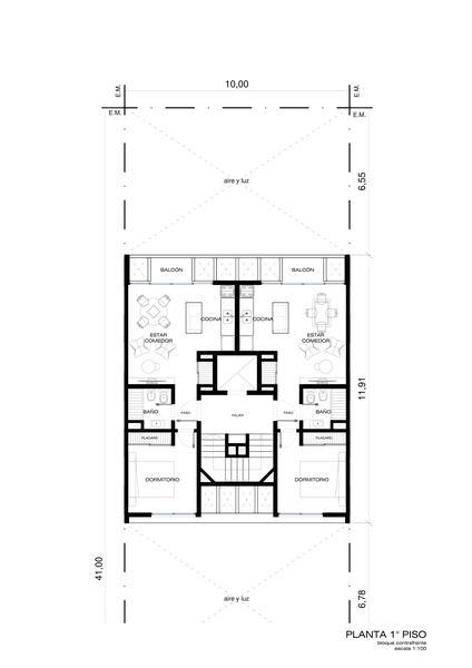 Foto Edificio en Moron Sur Mariano Moreno 800 número 9