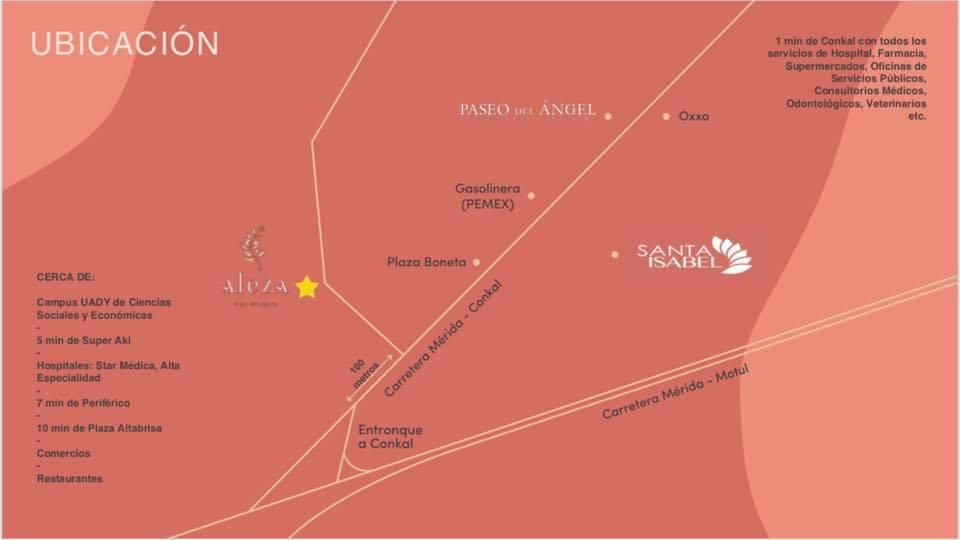 Foto Condominio en Pueblo Conkal Privada Residencial Aleza Conkal número 6