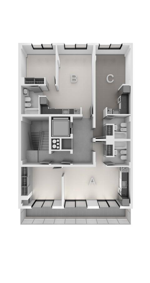 Foto Edificio en Capital BELGRANO 754 número 12