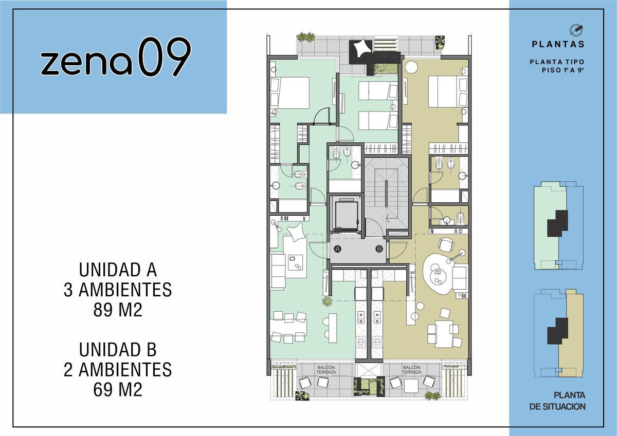 Foto Edificio en Chauvin Catamarca 2969 número 7