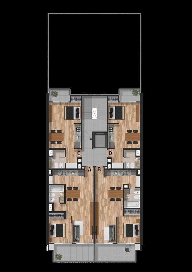 Foto Edificio en Macrocentro AV. FRANCIA 953 número 4