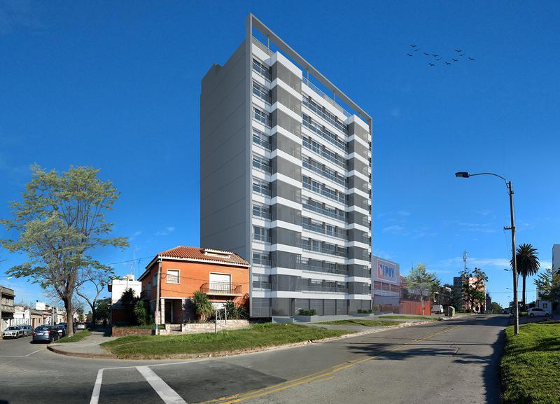 Foto EMPRENDIMIENTO - Edificio en  en  Montevideo , Uruguay  Luis A Herrera esq Avda Italia