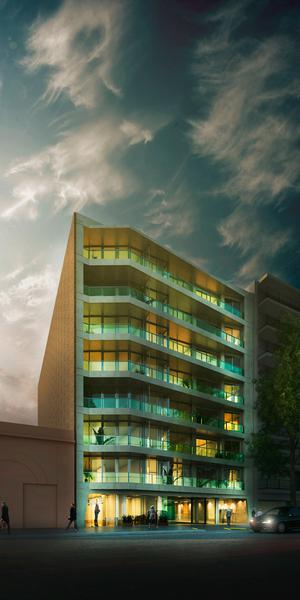 Foto Edificio en La Blanqueada EXCELENTE EDIFICIO CERCA DE COLEGIOS Y UNIVERSIDADES número 1