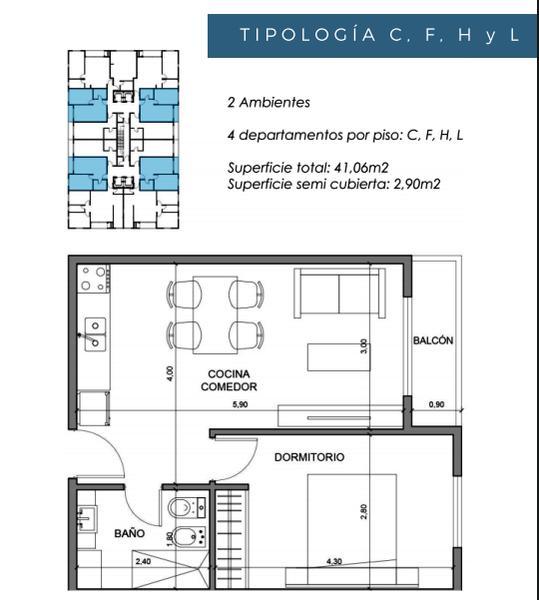 Foto Edificio en Ituzaingó Sur Av. Rivadavia 22.200 número 9
