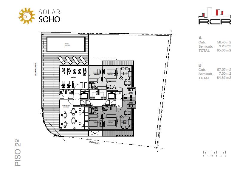Foto Edificio en Palermo Soho PARAGUAY Y GODOY CRUZ  numero 4
