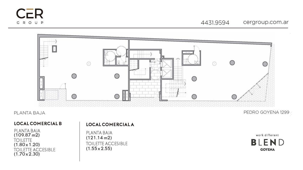 Foto Edificio en Caballito Pedro Goyena al 1200 número 15