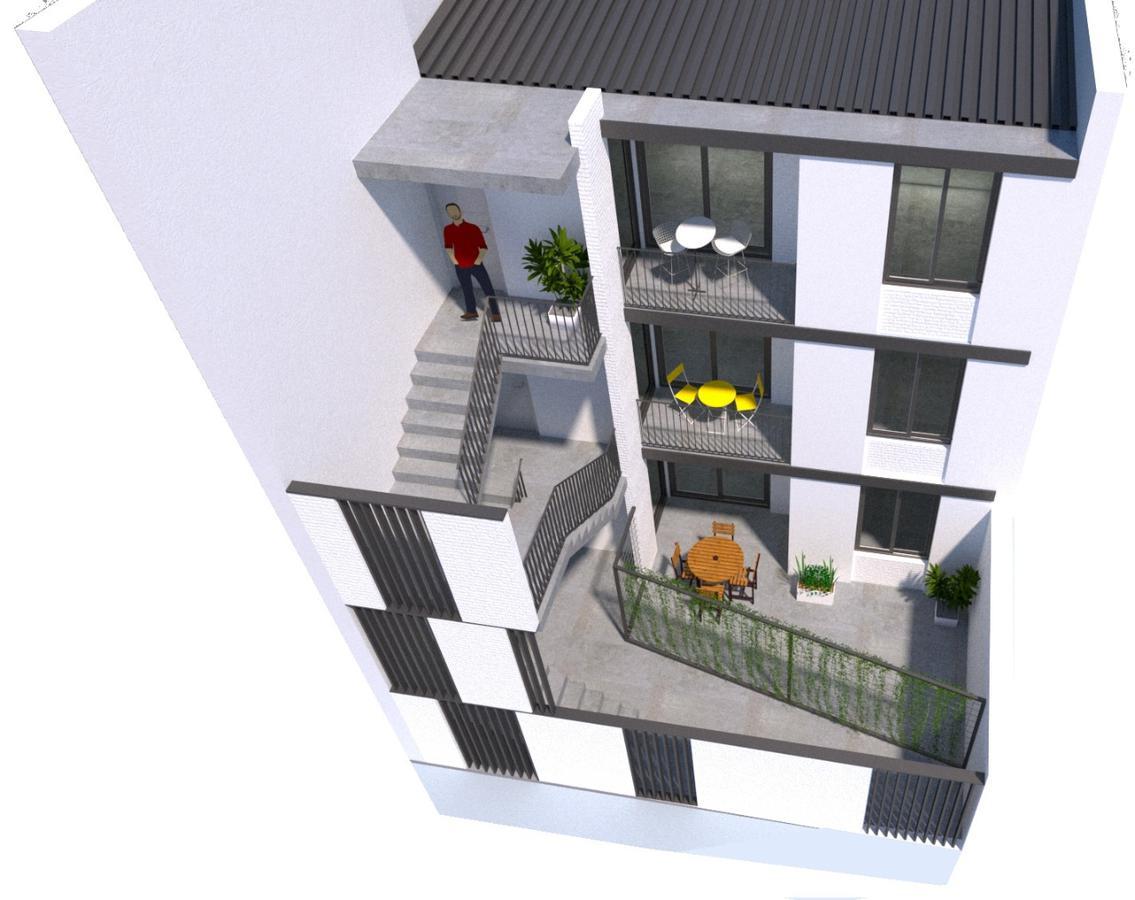 Foto Edificio en Echesortu Av. Francia 1076/78 - Rosario  número 1