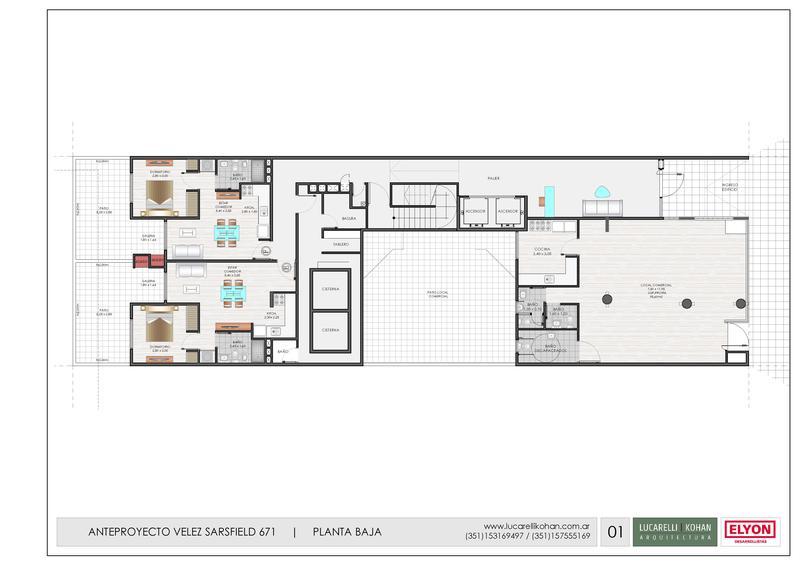 Foto Edificio en Nueva Cordoba Velez Sarsfield  600- Faro de Velez Sarsfield número 10