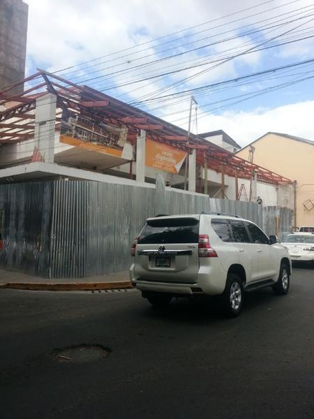 Foto Barrio Abierto en Centro de Tegucigalpa Tegucigalpa Centro  número 1