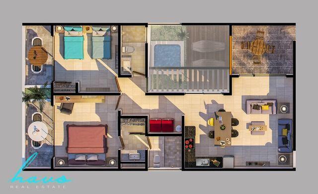 Foto Edificio en Tulum  número 9