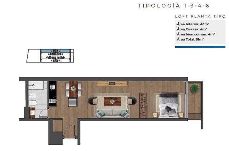 Foto Edificio en Pocitos Nuevo Luis Lamas - Pocitos Nuevo número 5