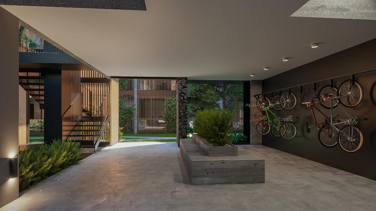 Foto Edificio en Barrio Jardin Arballo de Bustamante 246 número 8