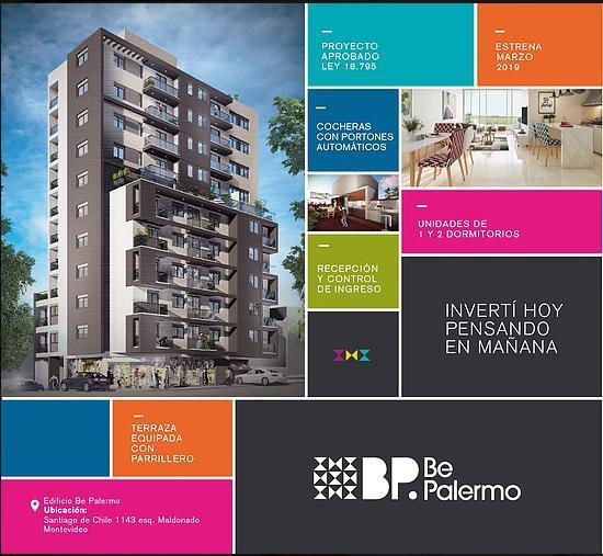 Foto Edificio en Palermo Maldonado esqu. Santiago de Chile número 3