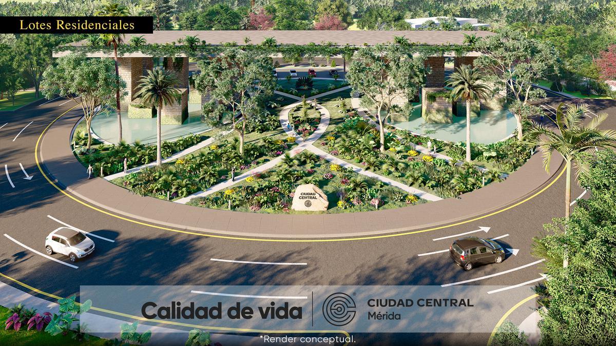 Foto DESARROLLO - Condominio en  en  Mérida , Yucatán              Vive la grandeza cultural, vive la tranquilidad… ¡Vive Yucatán!