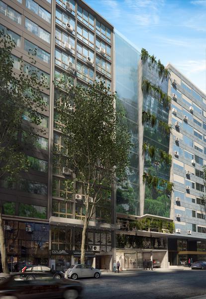 Foto EMPRENDIMIENTO - Edificio en  en  Montevideo , Montevideo  Plaza del Entrevero