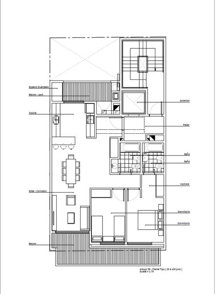 Foto Edificio en Villa Luro ARAUJO 56 número 5