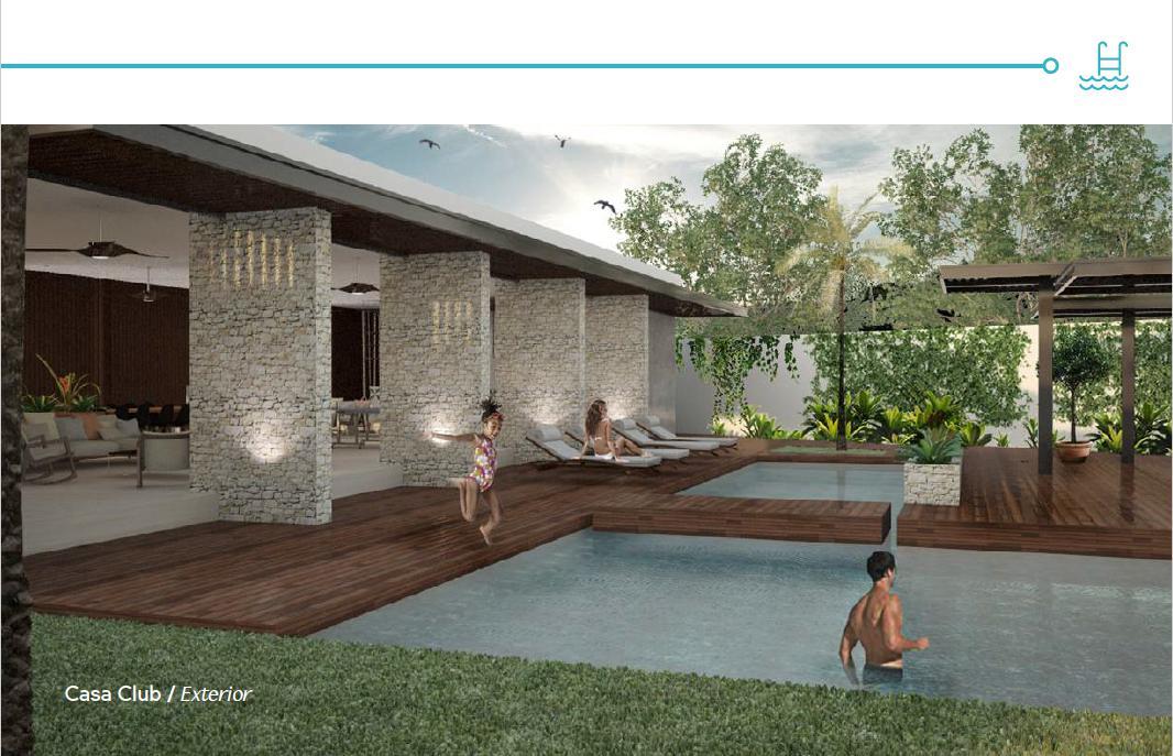 Foto Condominio en Pueblo Cholul Vive Tranquilo. Invierte en tu Futuro. Lejos del ruido, cerca de todo. Encuentra un hogar para ti y tu familia con áreas verdes y espacios recreativos, en un ambiente tranquilo, cómodo y seguro, a tan número 14