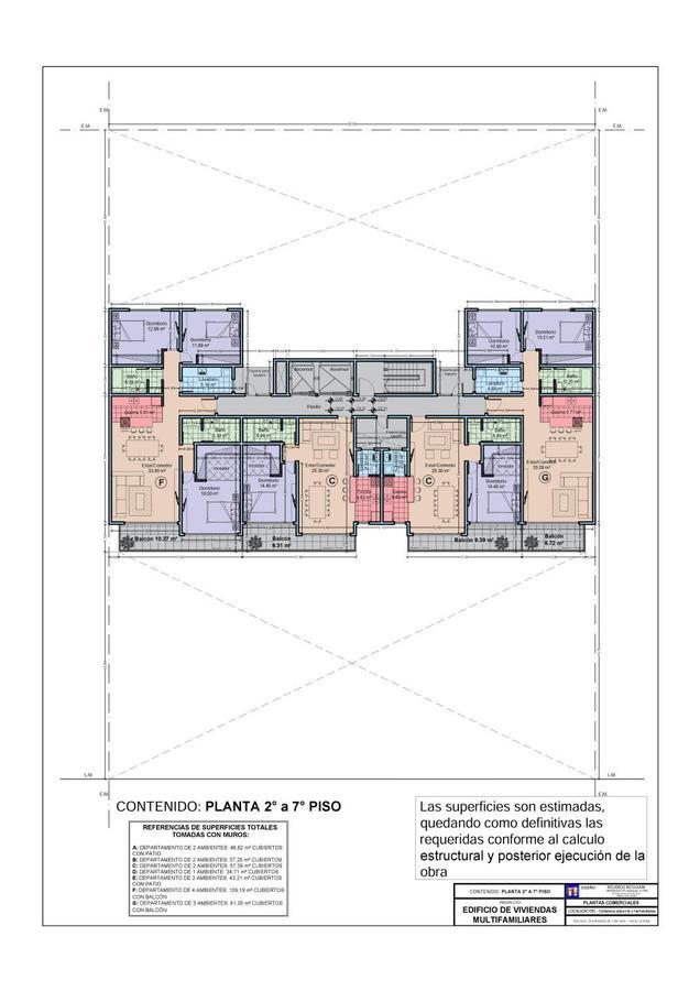 Foto Edificio en San Bernardo Del Tuyu Costanera 2925 número 12