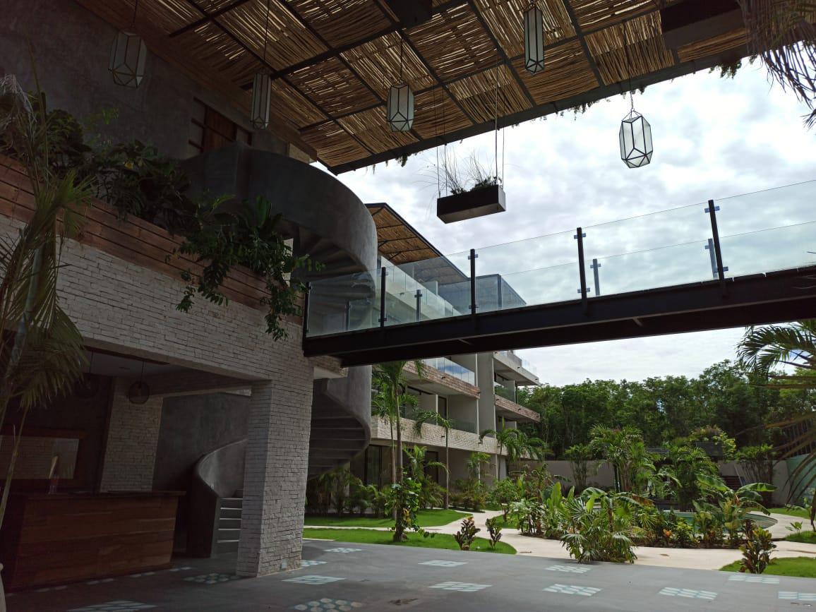 Foto Condominio en Ejido Tulum nuevo condominio de lujo con entrega inmediata número 13