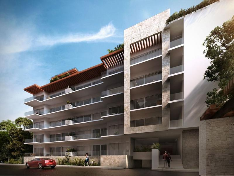 Foto Edificio en Playa del Carmen Centro Calle 34 entre avda 20 y 10. número 22