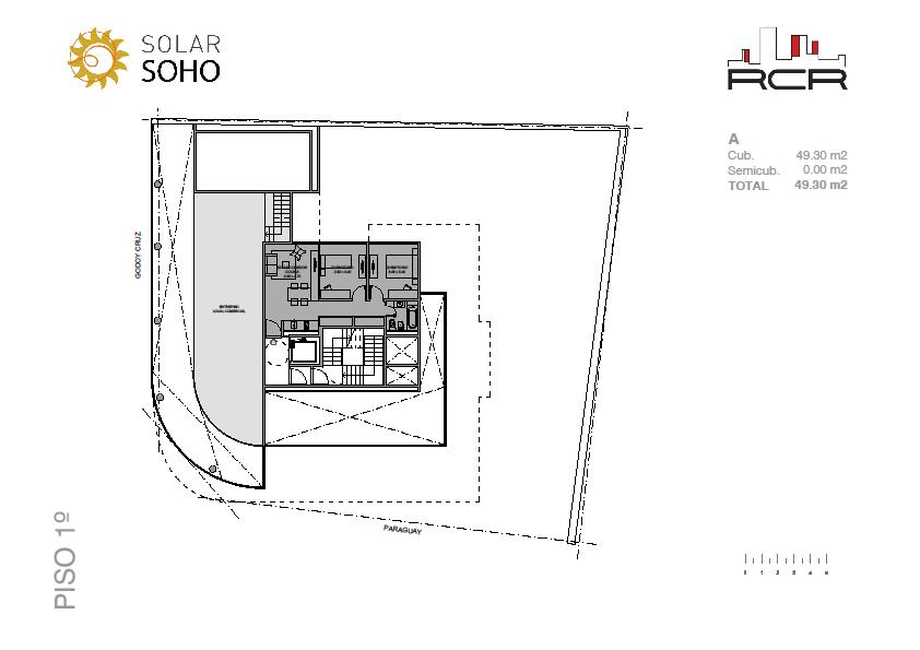 Foto Edificio en Palermo Soho PARAGUAY Y GODOY CRUZ  numero 3