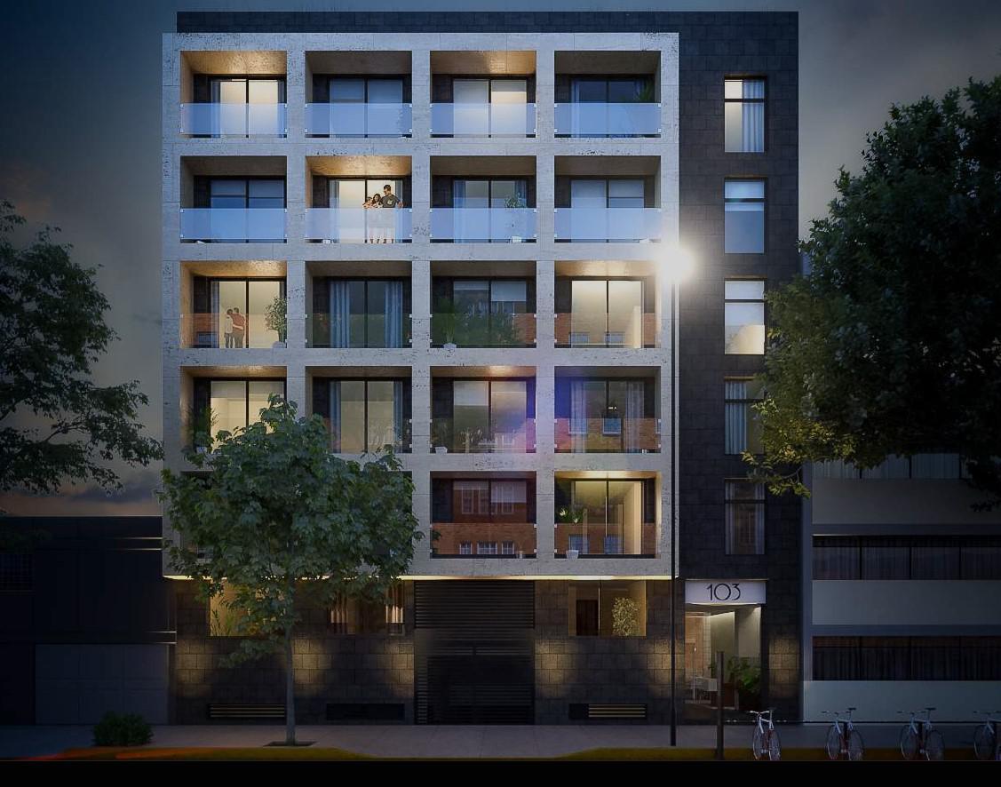 Foto Edificio en Napoles Calle Pennsylvania 103, Nápoles, Benito Juárez, 03810 Ciudad de México, CDMX número 1