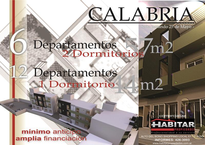 Foto unidad Departamento en Venta en  San Juan,  Capital  Calle Salta pasando 25 de Mayo - Capital