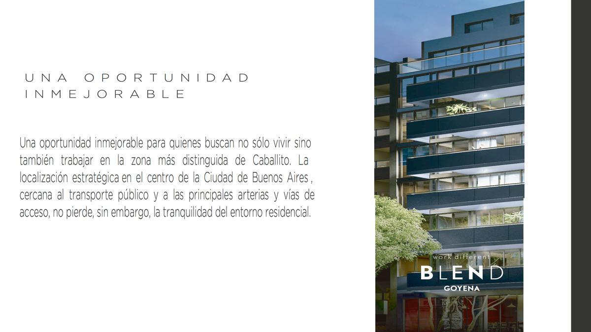 Foto Edificio en Caballito Pedro Goyena al 1200 número 8