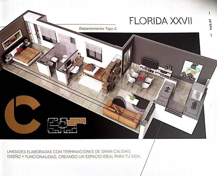 Foto Edificio en Nueva Cordoba Florida XXVII número 5
